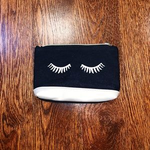 """Wink"" Ipsy Cosmetic Bag"